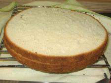 Торт «С творожным кремом». ГОСТ-1983