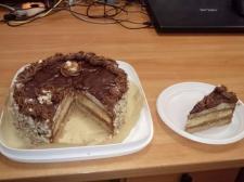 """Торт """"Верховина"""" (ГОСТ-1975)"""